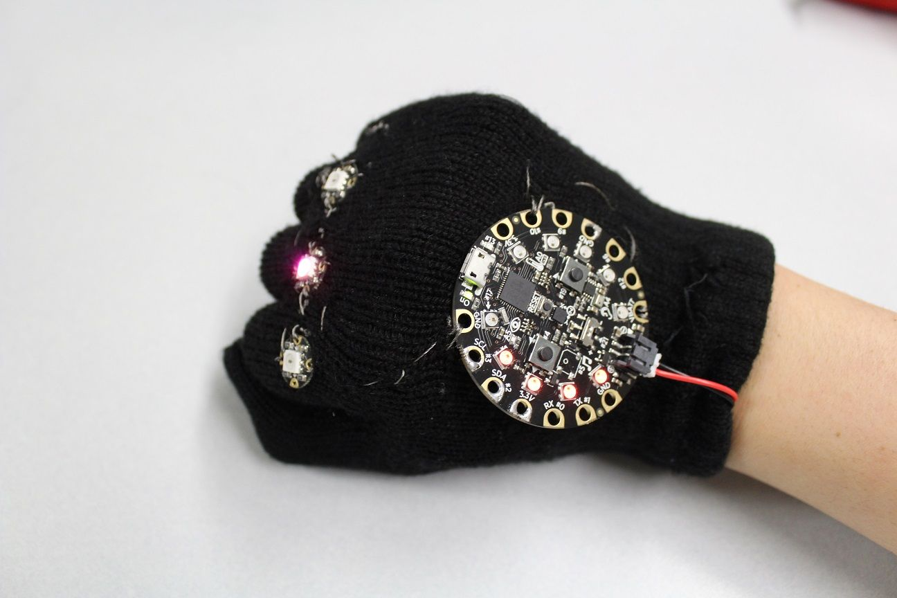 The Wayfinder Glove