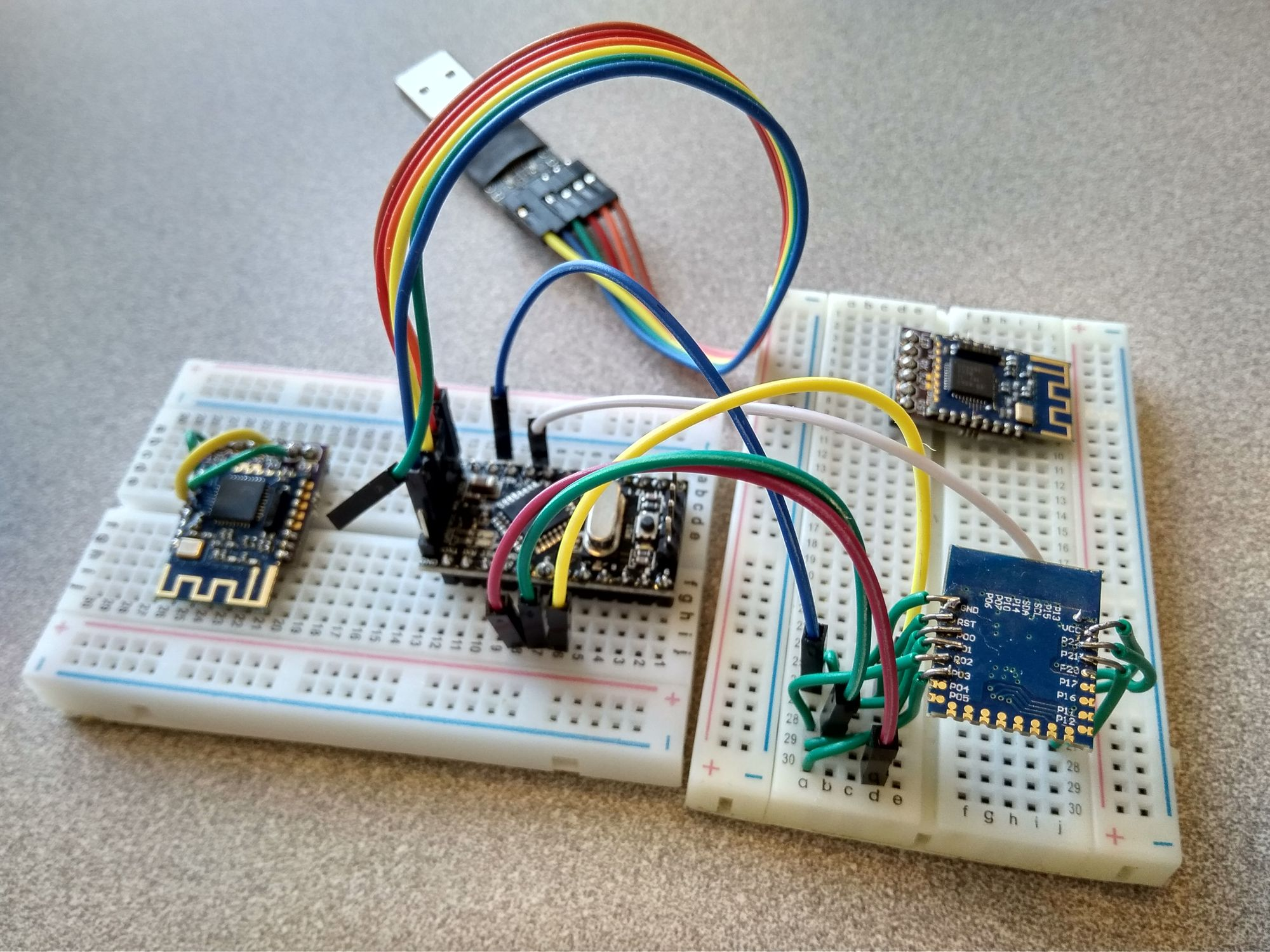 How to stream data from Arduino to Android with the JDY-08