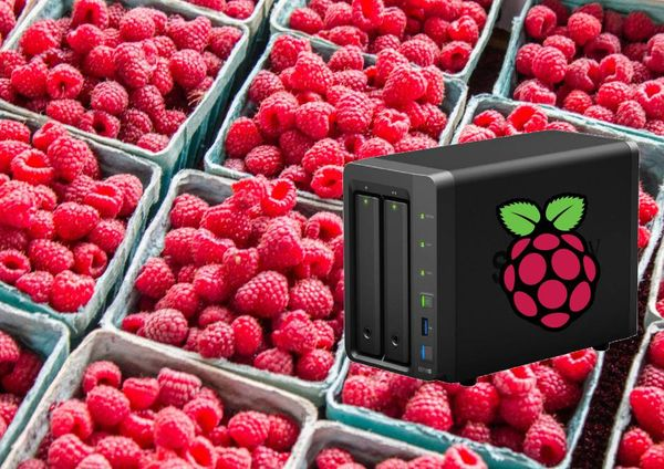 Raspberry Pi NAS in 2020