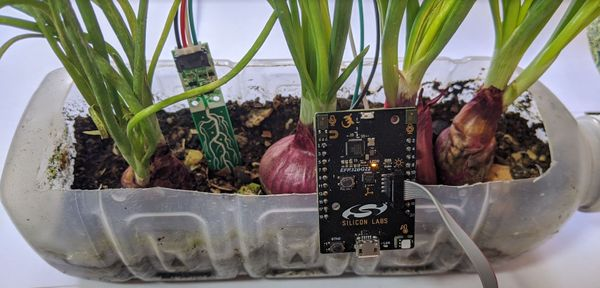 ‌Wireless Soil Sensor